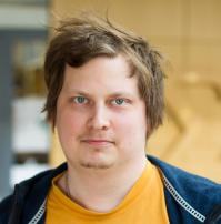 Photo of Antti Häkkinen